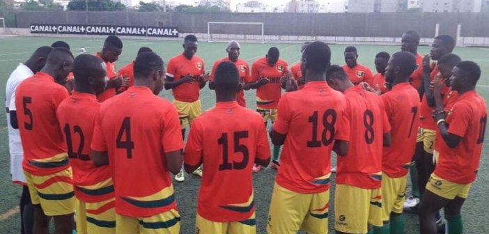 Football: le Syli participera au tournoi UFOA