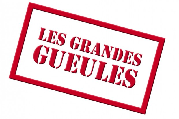 LES GRANDES GUEULES- 2019- 12- 20