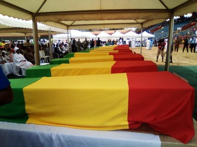 Guinée: un dernier hommage aux victimes de l'accident de Timbo